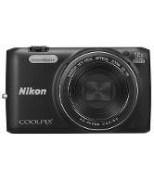 Nikon Coolpix S6700 20.1MP Digital Camera- SO296873