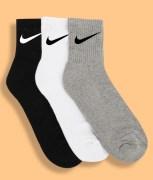 Nike Socks Pair of 3 for Men