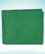 Woodland Dark Green Wallet
