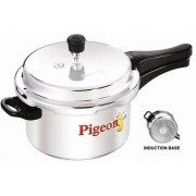 Pigeon Induction Base pressure Cooker 5Ltrs