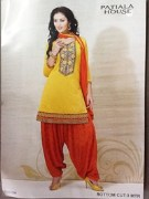 Patiyala NCPH#001 Unstitched Dress Material For Women