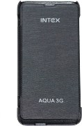 Intex Aqua 3G Flip Cover