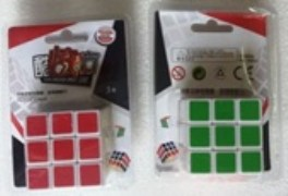 RUBIK Cube 3x3x3 Puzzle Game - Good Speed - Painted - Smooth