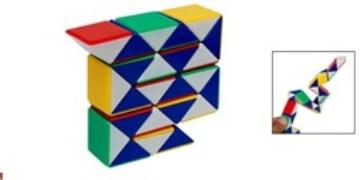 Magic Cube IQ Puzzle / Snake Cube