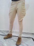 Vinaycollections Trouser Style Readymade Black Breeches & polo pant