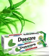 Duecare Herbal Rub - Box Of 6 Tubes
