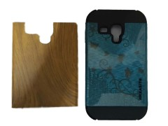 Samsung S duos Gt 7562 2in 1 Case & Cover