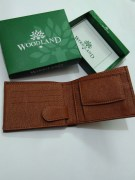 Woodland wallet for Men - Brown