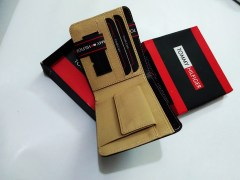 Tommy Hilfiger Wallets for Men- Brown