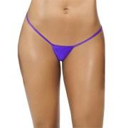 Aliza Blue Women's G-string Panty