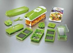 Nicer Dicer Plus Multi Chopper Vegetable Cutter Fruit Slicer Peeler Best Quality
