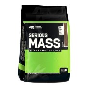 Optimum Nutrition On Serious Mass 12 Lbs, Chocolate