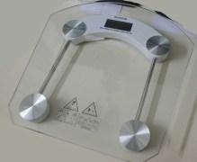 Digital Weighing Machine tampered glass