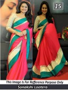 Speranza's Sonakshi Lootera bolliwood saree