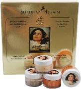 Shahnaz Husain Shahnaz Husain 24 Carat Gold Skin Radiance Kit 40 g(Set of 4)