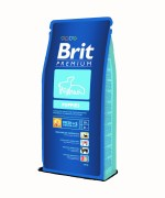 Brit Premium All Breed Puppy Dry Dog Food, 15 Kg