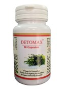 DETOMAX CAPSULES , STRONG IMMUNITY BOOSTER, PACK OF 60 CAPSULES