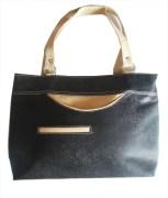 Menzar Ladies Handbag (Black)