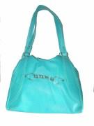 Menzar Ladies Handbag (Turquoise)