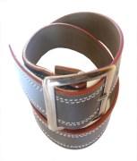 Menzar Gents Belt (Brown)