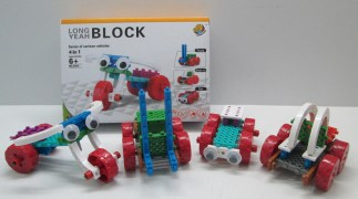 Imported Do-it-Your Self Educational Kit to build Vehicles by  Children