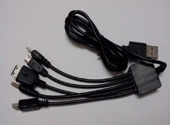 Data Cable in 5IN1