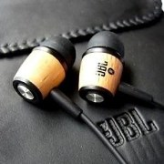 High Quality JBL Wooden Earphones