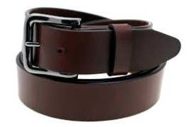 AC Leather Belt for Men's