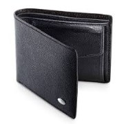 AC Leather Wallet for Men's