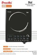 Preethi induction cook top mrp 3839 Selling 25 % OF DEAL 2879 buy now