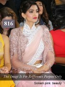 Sonam Kapoor Replica Saree By Silons Designer by styloshopping