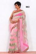 Mandira Bedi Replica Saree By styloshopping