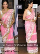 Sridevi Kapoor Replica Saree By Silons Designer by styloshopping