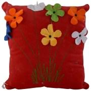Soft Flower Pillow - 11*11