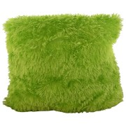 Smooth & Soft Pillow With Furr - 101cm