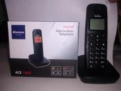 Buy Online Binatone Cordless Phone ACE 1005 New