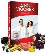 Zandu Vigorex Capsule Pack of 10*6 Capsules