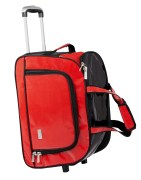 Pragmus Cabin Size Trolley Bag - Orange