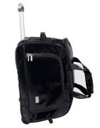 Pragmus Cabin Size Trolley Bag - Black