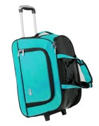 Pragmus Cabin Size Trolley Bag - Blue