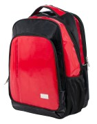 Pragmus Laptop Backpack - Red