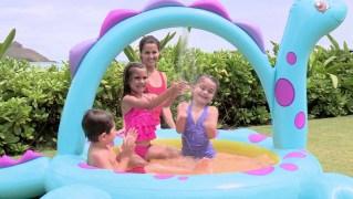 Intex Dine spray pool