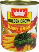 Golden Crown Baby Corn