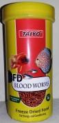 Fish Food Taiyo FD Blood Worms 40gm