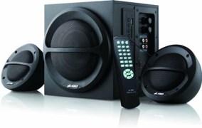 F&D Multimedia Speakers - SAN F&D A111F 2.1 Multimedia Speakers