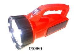 Solar Torch cum Flash Light-6611S