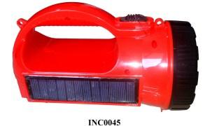 Solar Torch cum Flash Light-5511S
