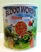 Fish Food RainOne Blood Worms (45g)