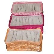 jewellery box 10 partition pouch detachable