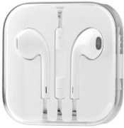 Techno1st Solution T1st Head Set Compatible For Apple Iphone 4 ,4s ,5,5c,5s Wired Headset Wired Gaming Headset(White)